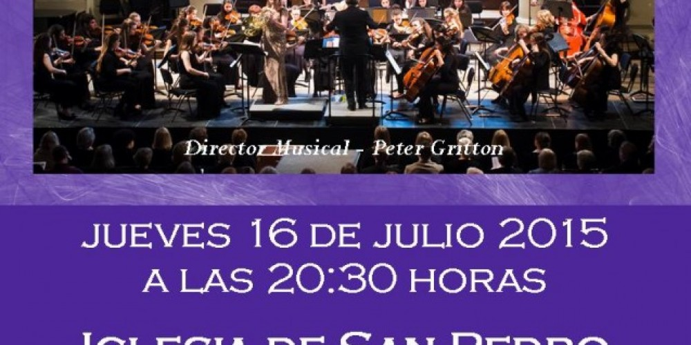 Concierto de la Orquesta y Holst Choir de James Allen's Girl's School de Londres