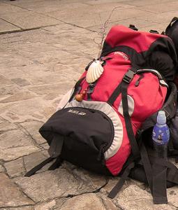 Transporte de mochilas